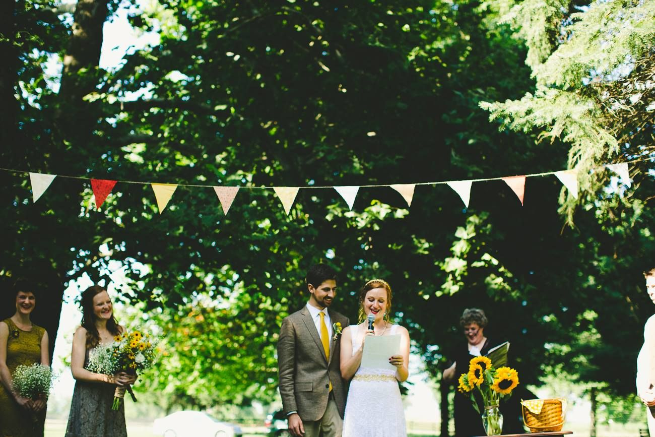Steps to Writing Your Own Ceremony Script Wedding