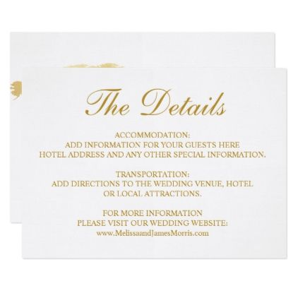 travel wedding details card gold world map wedding invitations cards custom invitation card design marriage party - Wedding Invitation Details Card
