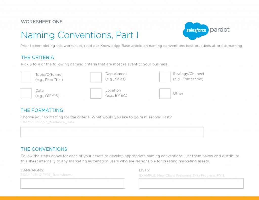 3 Reasons You Need Naming Conventions In Your Marketing
