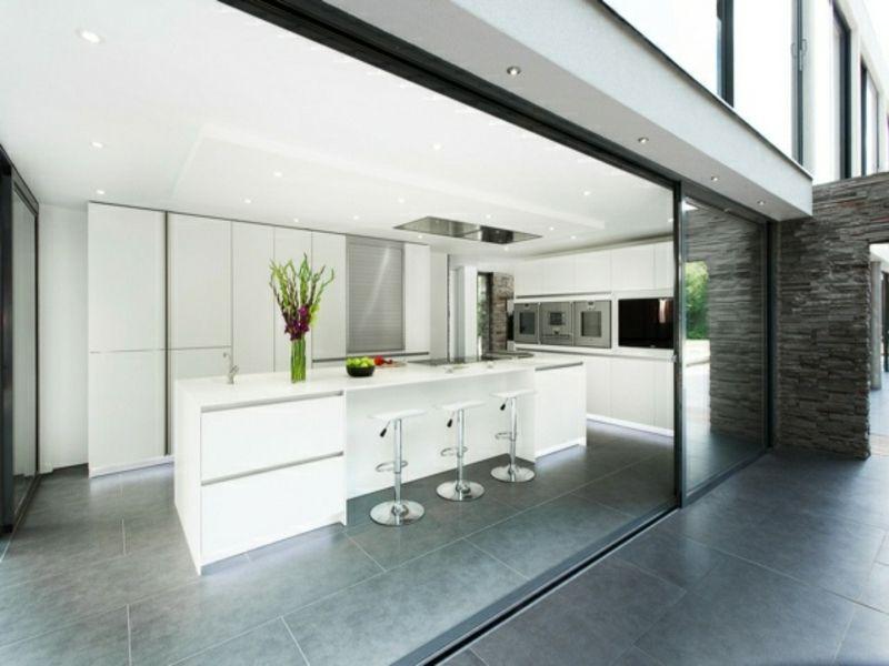 Moderne Kücheninsel 50 beispiele für moderne kücheninsel als akzent