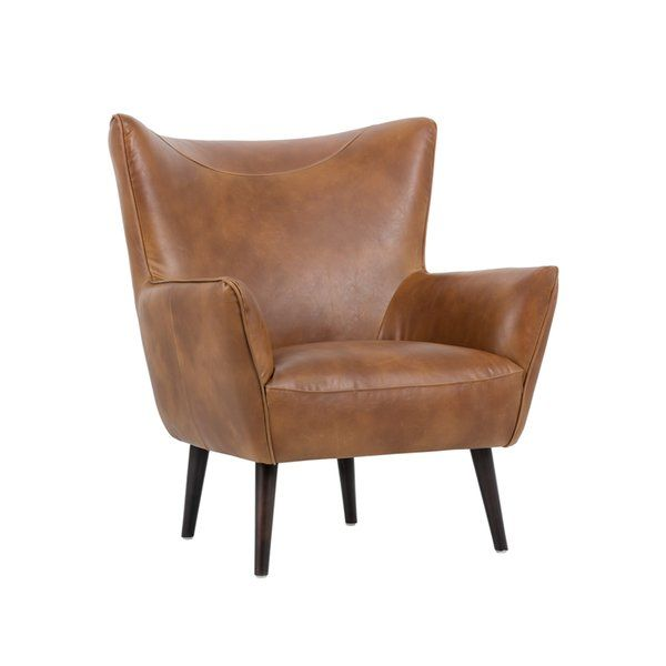 Best 5West Wingback Chair Chair Occasional Chairs Accent Chairs 640 x 480