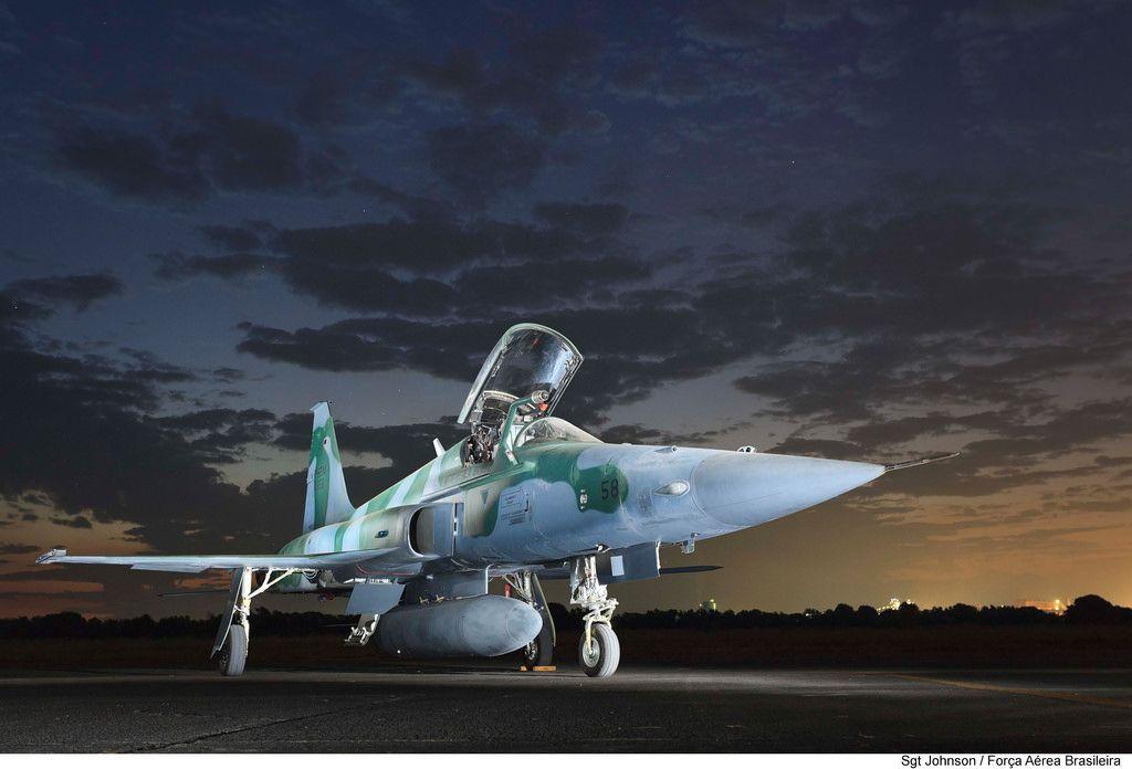 F-5EM   por Força Aérea Brasileira - Página Oficial