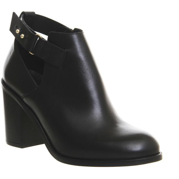 Office Fraction Cut Out Boot