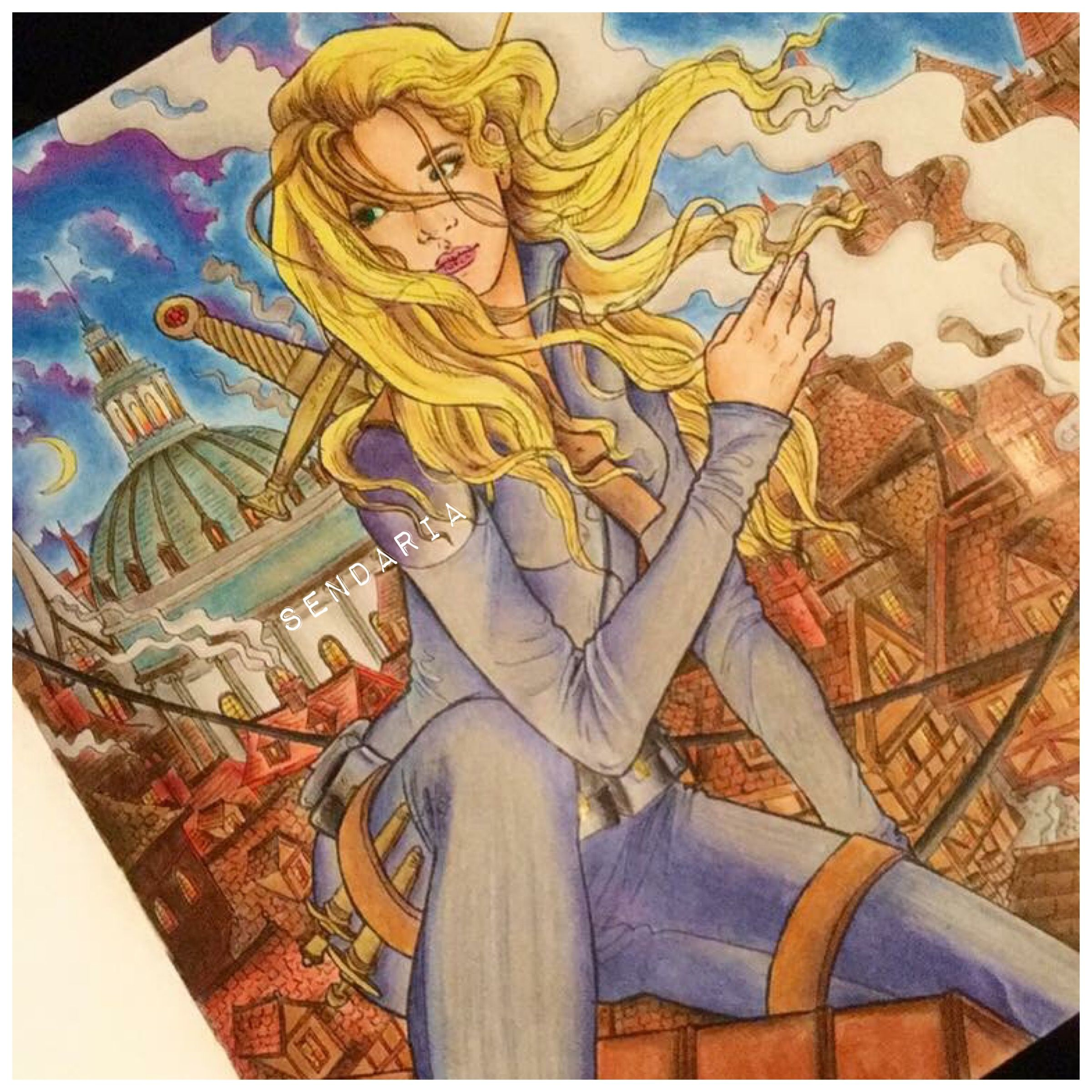Coloring Throne Of Glass
