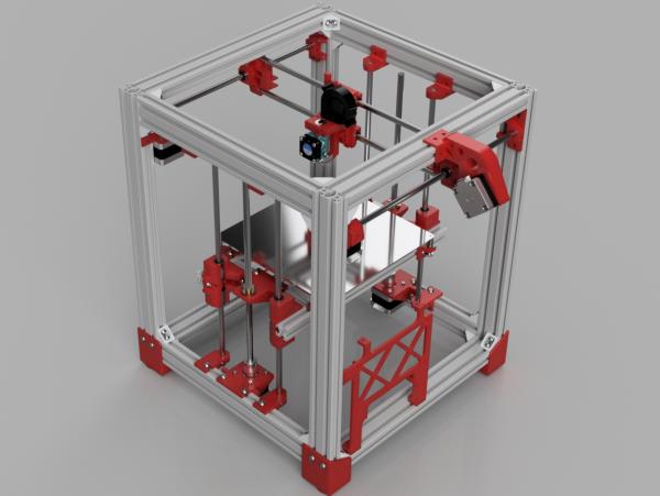 Rahmenset Komplett (mit Bildern) 3d drucker