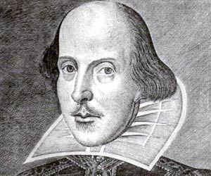 'Da Bard.  Will Shakespeare.