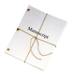 Image result for book manuscript