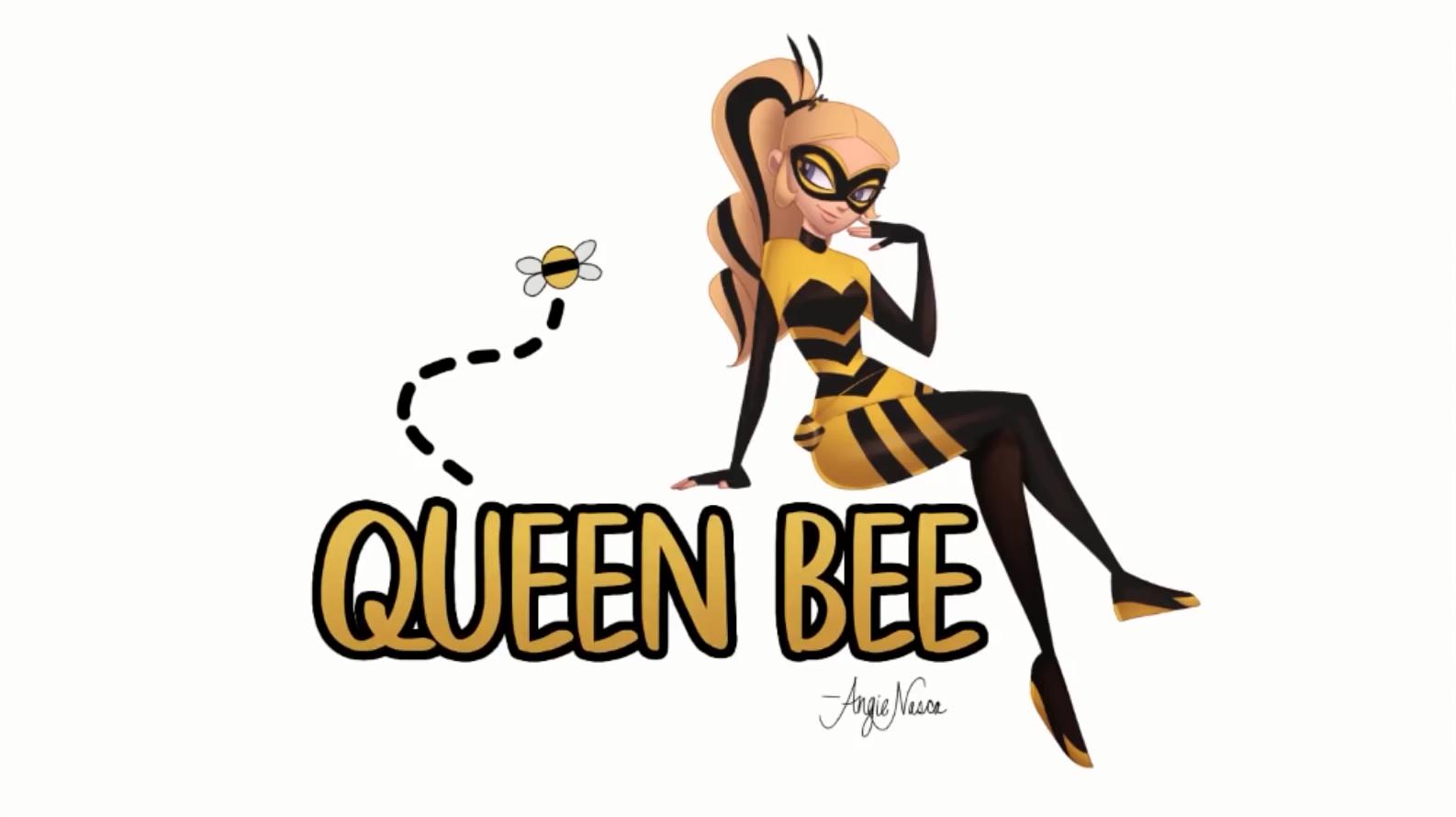 Queen Bee Nasca Drawing Miraculous Miraculous Ladybug Queen Bees