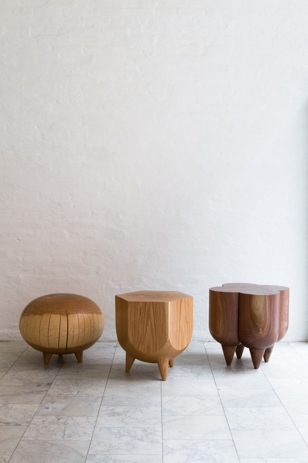 FURNITURE WOODEN KIERAN STUMP BDDW