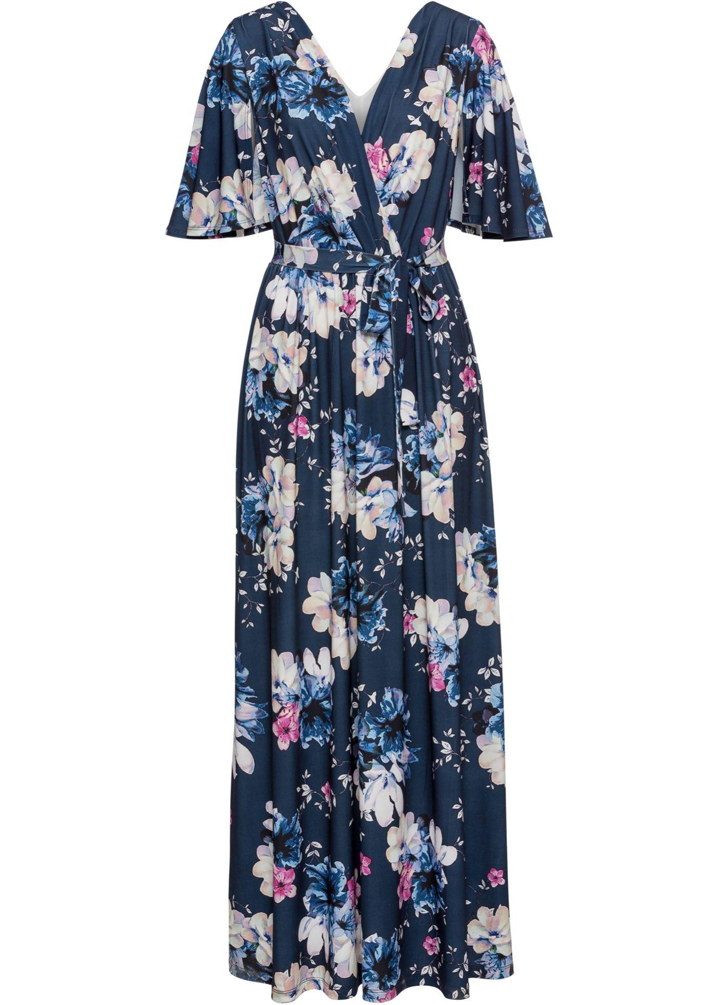 Langes Jerseykleid in 2020 | Lange kleider, Kleider und Outfit