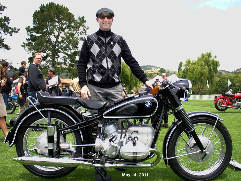 Tim Stafford Restorations With Images Bmw Motorcycle Vintage