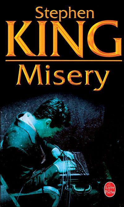 Meilleur Livre De Stephen King : meilleur, livre, stephen, Misery, Poche, Stephen, Achat, Livre, Films, King,, Livres