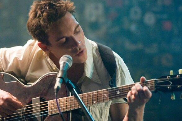 Jonathan Rhys-Meyers in August Rush