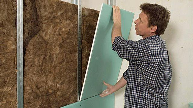 Mit einer Vorsatzschale lässt sich Schallschutz für Innenwände - badezimmer quelle
