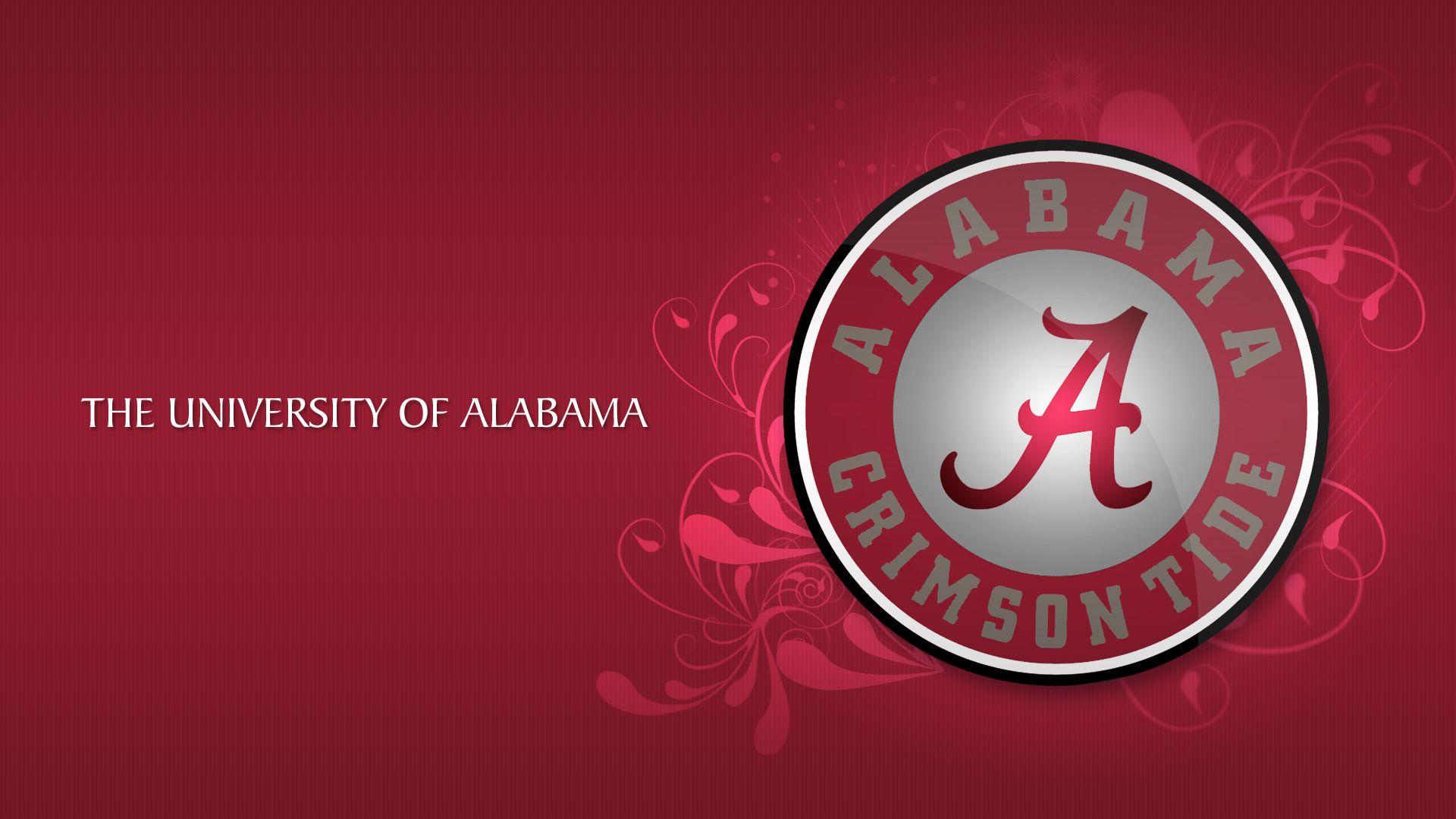 Roll Tide Wallpaper Alabama Crimson Tide Football Wallpaper Alabama Crimson Tide Logo Alabama Crimson Tide