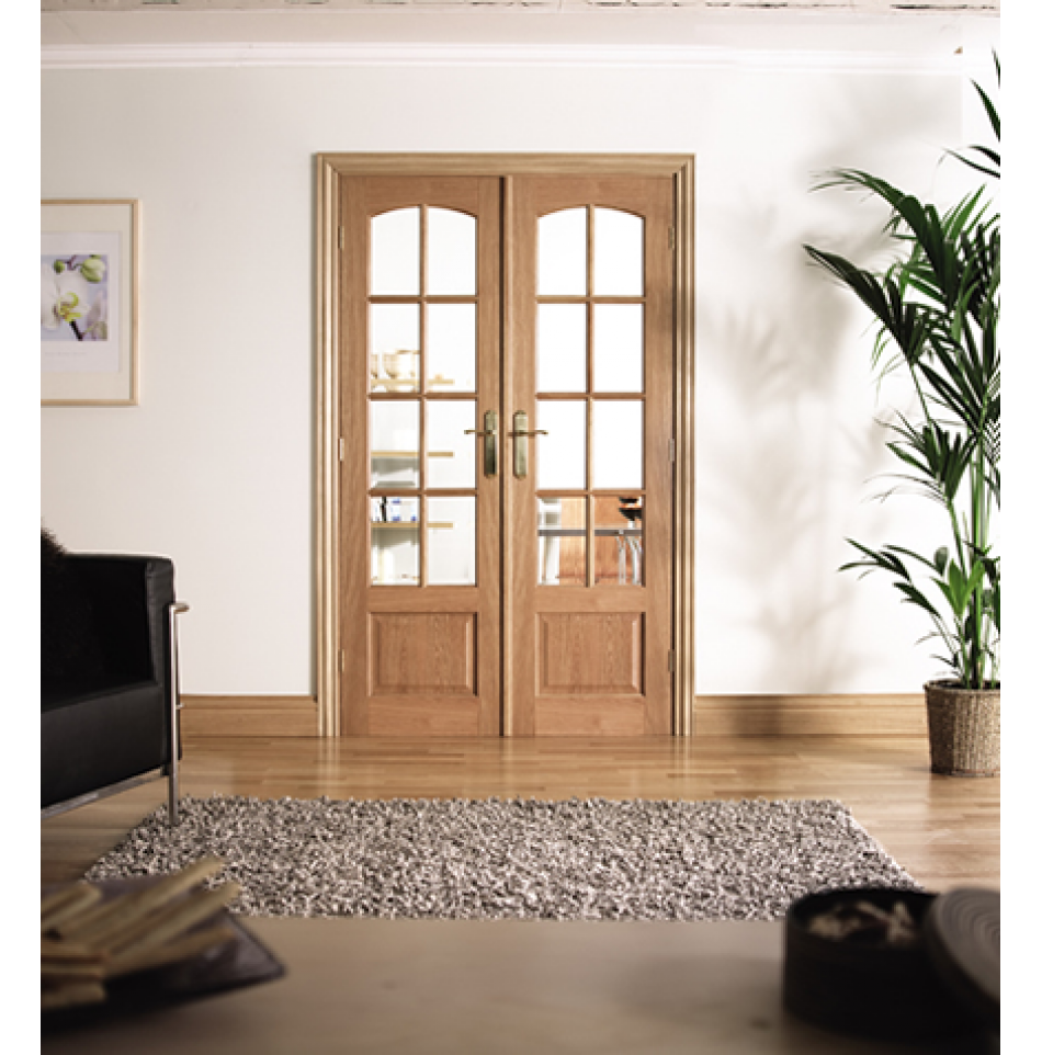 Internal French Doors With Multiple Designs In Every