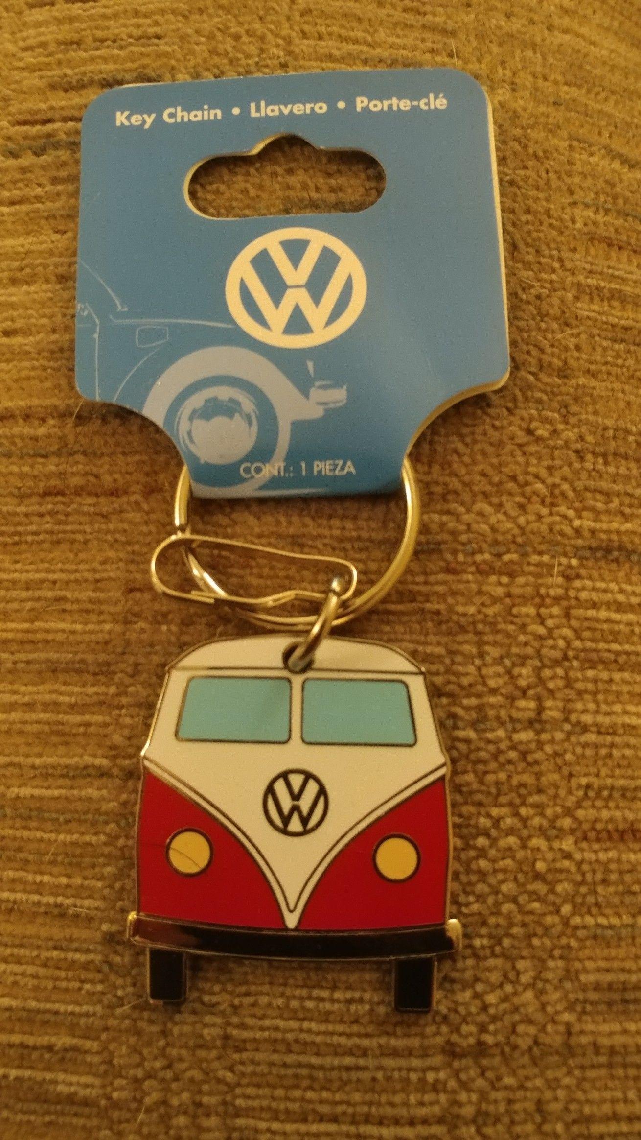 Campervan Key Ring VW Campervan Voltswagen Camper Camper van Key Chain VW Camper VW Key Chain