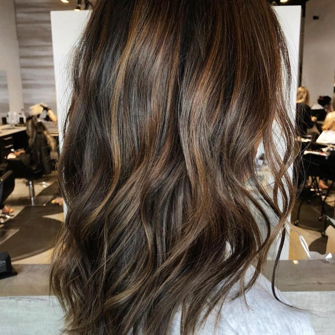 Chocolate Caramel Latte By Angela Doeshair Because Who Can Resist A Gorgeous Dimensional Balayage Balayage Chocolate C Hair Styles Hair Hair Color Caramel