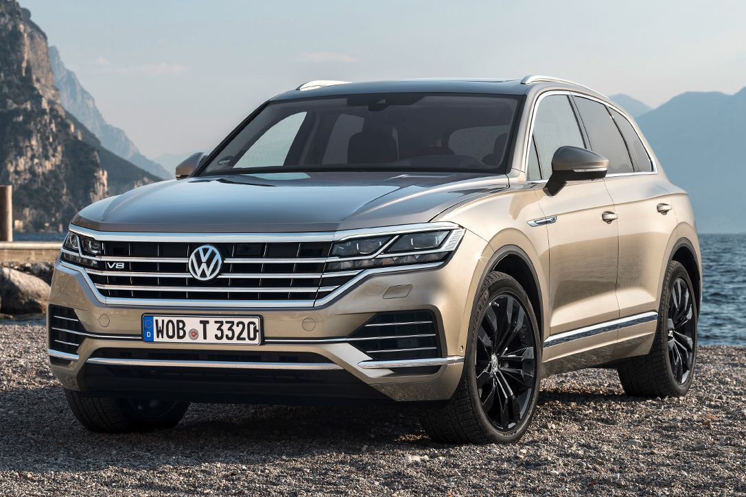 Vw S 2020 Touareg V8 Tdi Has 418 Bhp Hits 62 Mph In Under 4 9 Seconds Volkswagen Touareg Volkswagen Diesel Cars