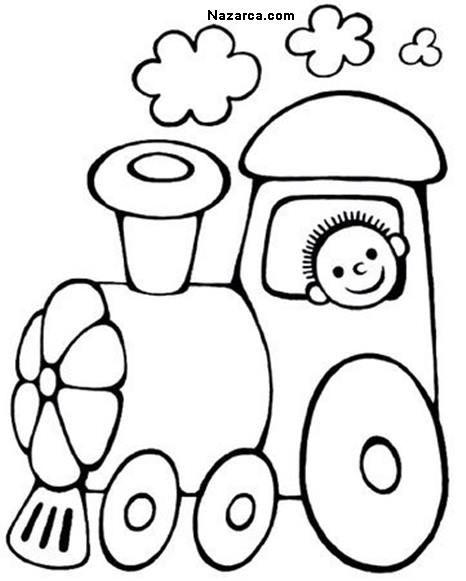 Okul Oncesi Motorlu Tasit Boyama Resimleri Nazarca Com Aplike Desenleri Patchwork Quilting Boyama Sayfalari
