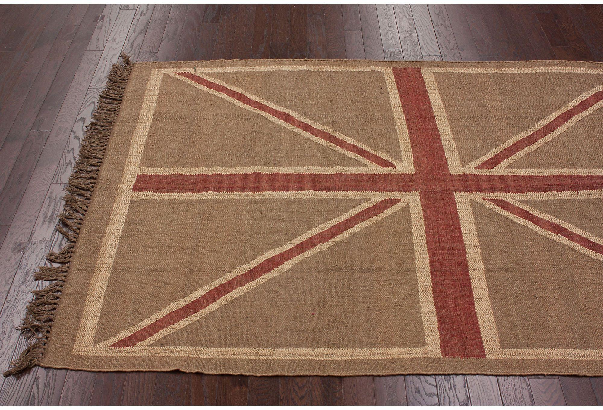 Flat Weave Rugs Union Jack Rug