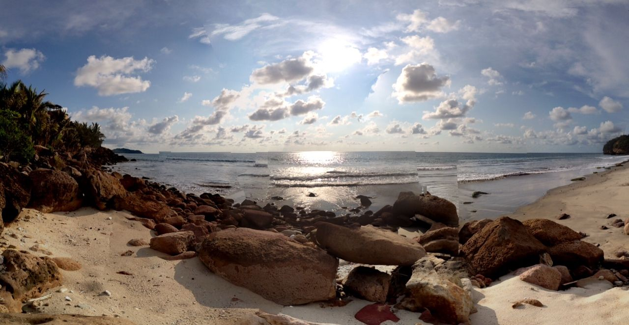 #Photosynth Pano of the #beach at #Imanta, #mobile #photography