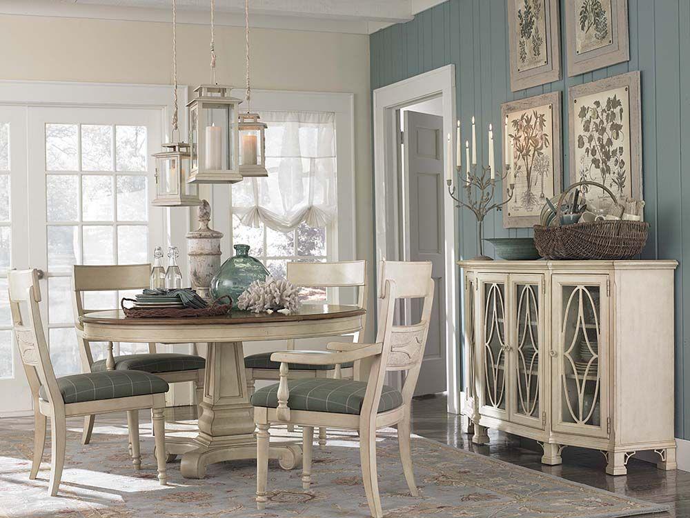 Chesterfield Sofa - Bassett dining room sets