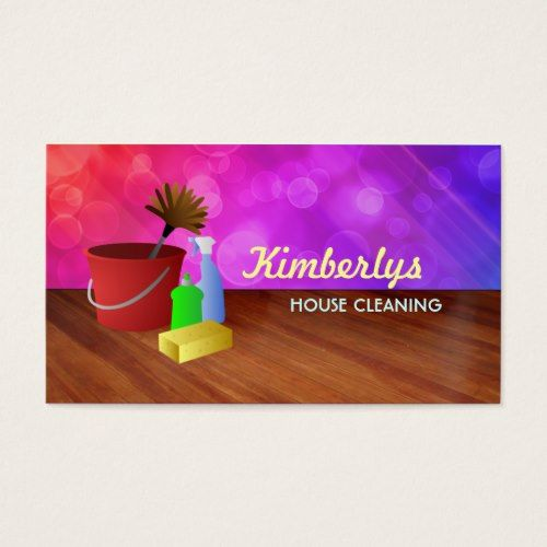 House cleaning business cards housekeeper pinterest cleaning house cleaning business cards colourmoves