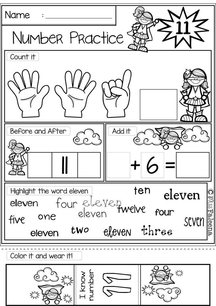 This bundle includes 40 pages number 1-20 practice worksheets. This ...