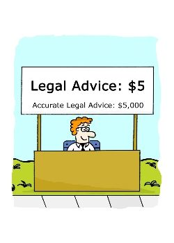 Legal aid guidance