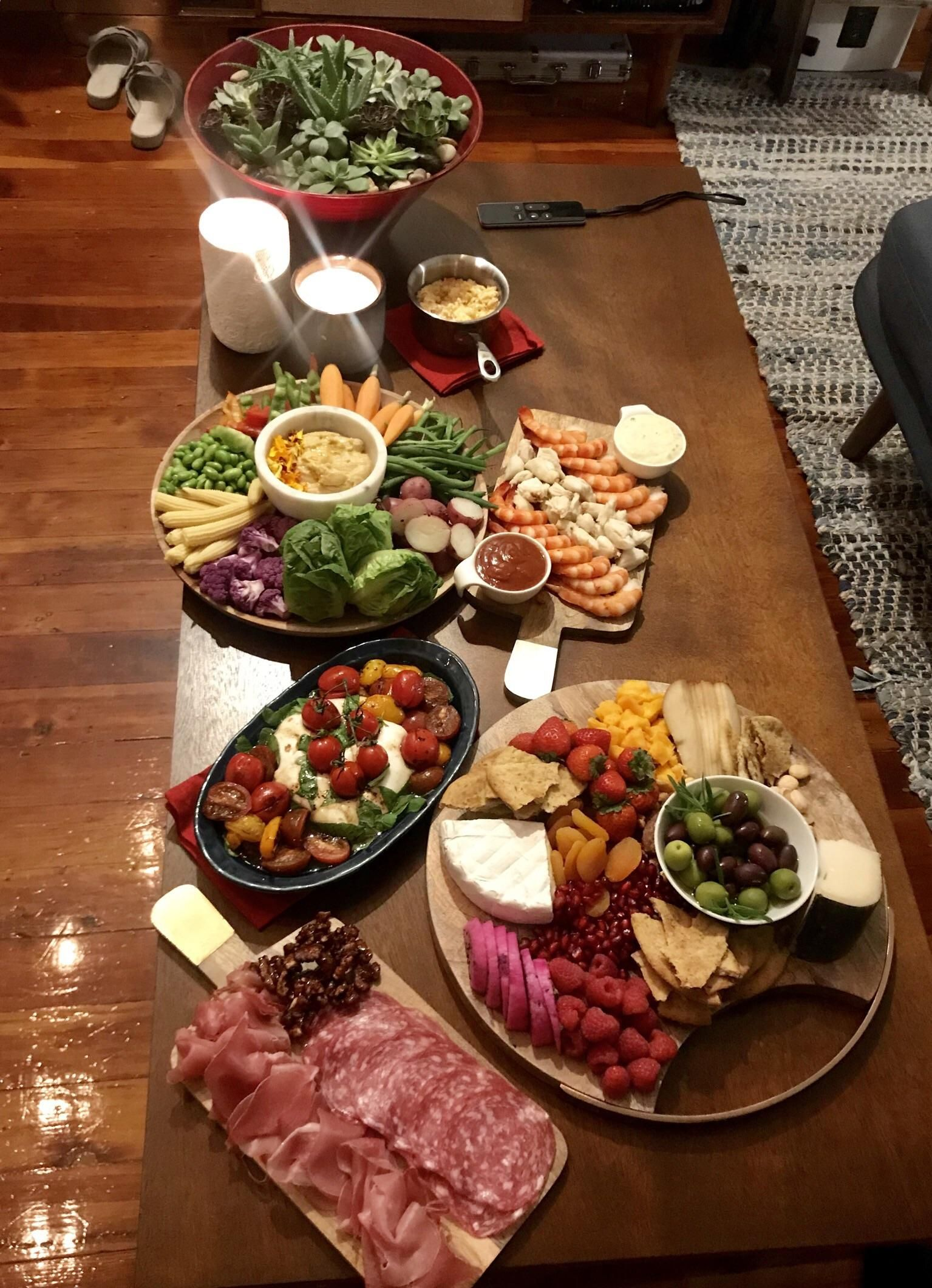 Homemade Movie Night Appetizers With Images Movie Night