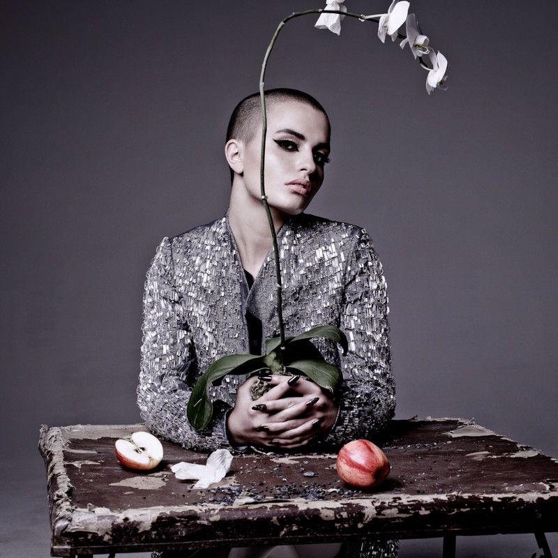 Michel Comte - Photographers - Fashion - Vogue Italy Cuba Leopard 2014 | Michele…