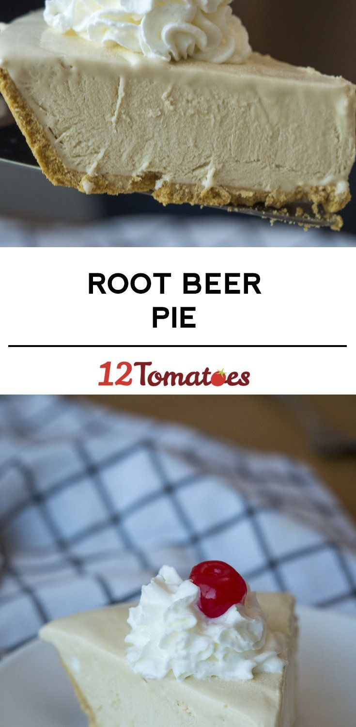Root Beer Float Pie #rootbeerfloat Root Beer Float Pie #rootbeerfloat