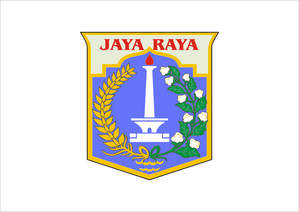 Logo DKI Jakarta Vector cdr dan Ai Ilustrasi, Adobe
