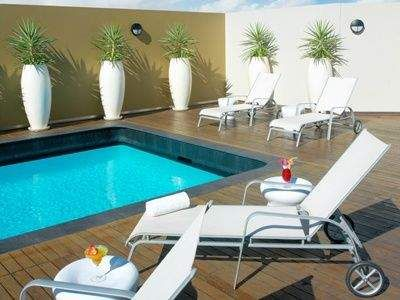 Small Rooftop With Pool Design Ideas Rooftop With Swimming Pool