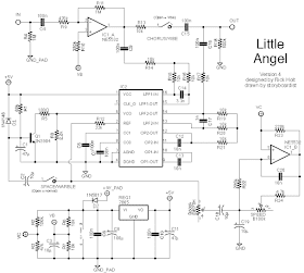 Boss Dm 3 Project Circuit Board Design Electronics Circuit Projects