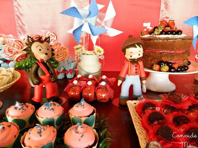 Convide Me: Festa Chapeuzinho Vermelho!
