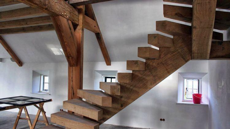 18 Prachtige Trappenhuizen : Interieur inspiratie prachtige trappenhuizen