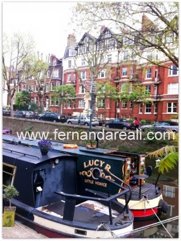 London, London - Little Venice