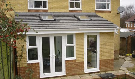 House · Small Extension   Cheap Alternative?
