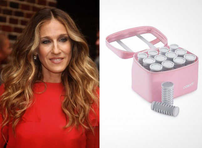 15 Ways To Do Hot Rollers Right Hot Rollers Hair Hot Rollers Hot Roller Curls