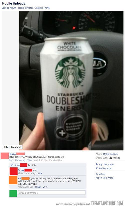 Pin by Tyler Stearn on Starbucks !!! Facebook fail