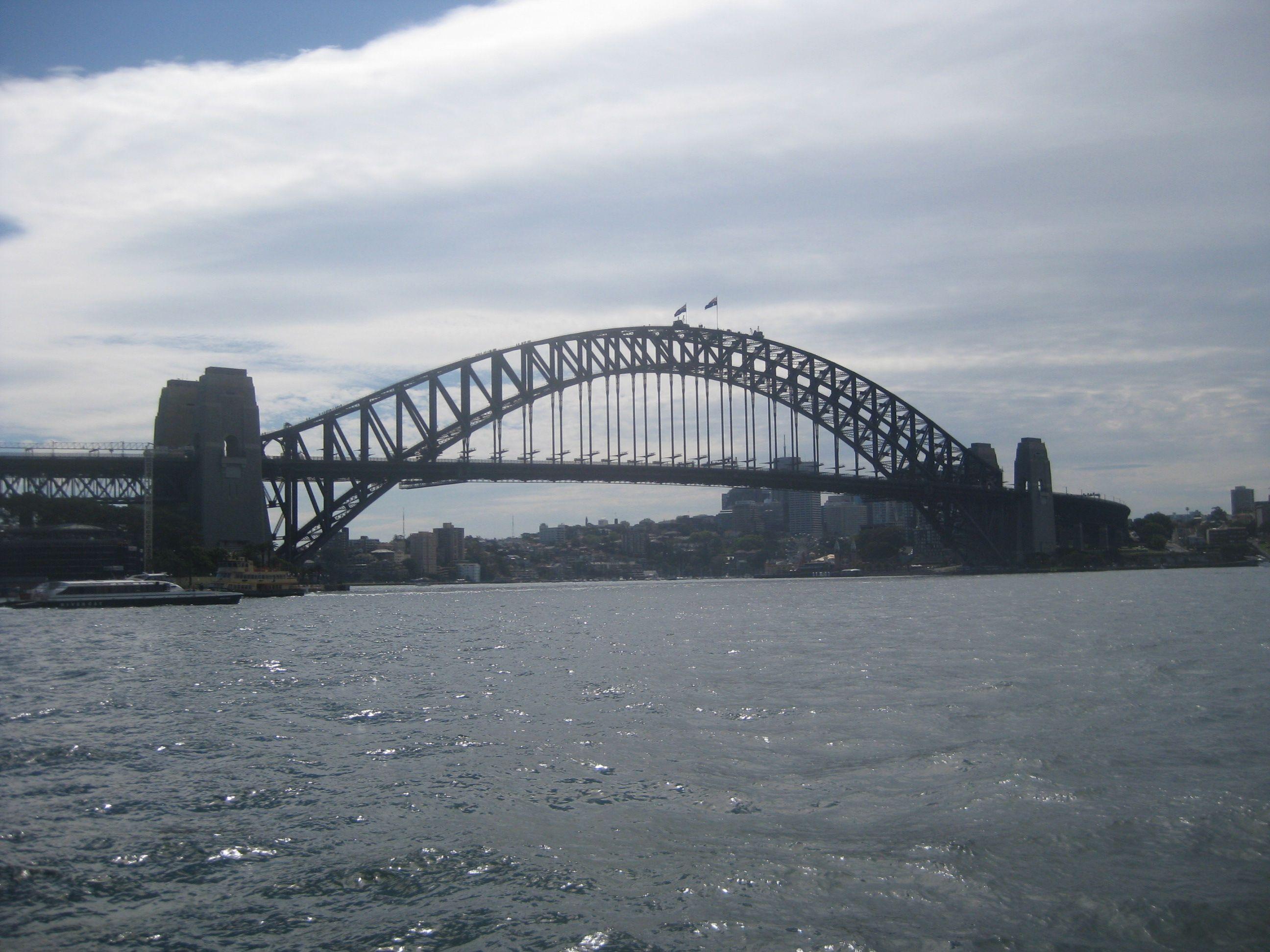 Sydney Harbour Bridge, Sydney, NSW, Australia (With images