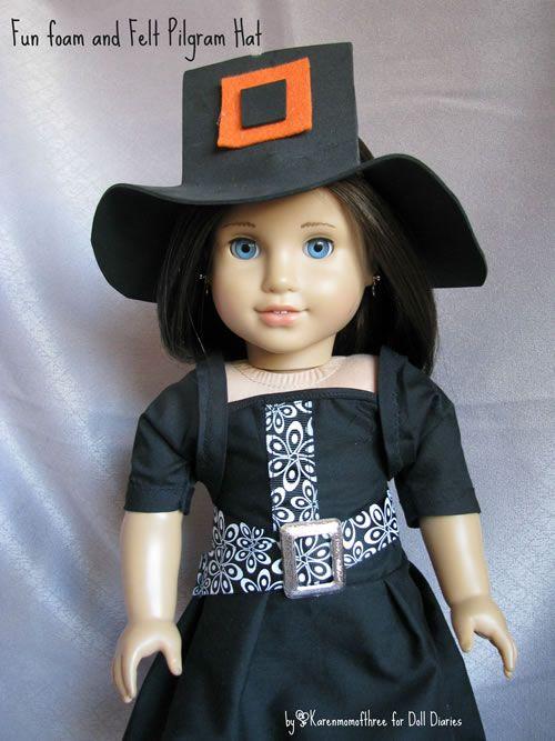 BOO Layered Tee Striped Leggings fit American Girl Black Cat HALLOWEEN DRESS