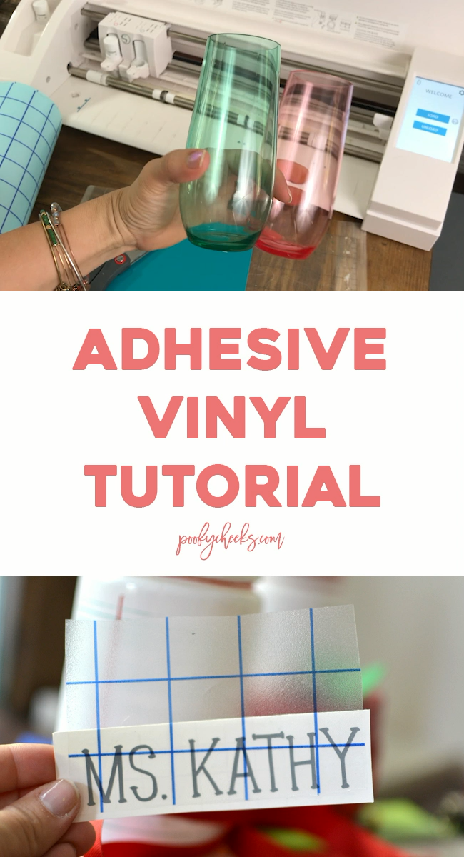 Adhesive Vinyl Tutorial