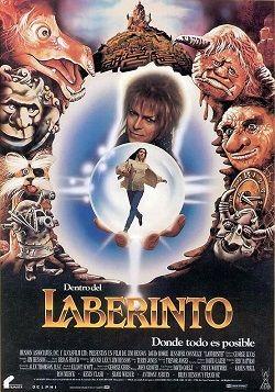 Laberinto Online Latino 1986 Peliculas Audio Latino Online Labyrinth Movie Posters Movie Poster Art
