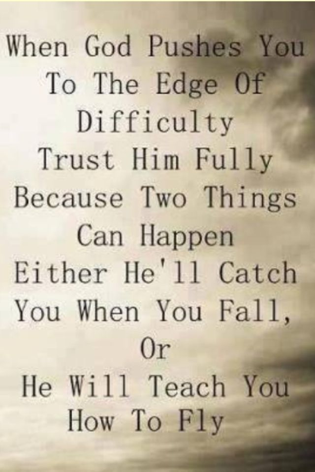 Trust Him Words Quotes About God Quotes Inspirational Quotes