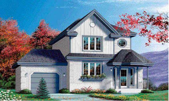 Casa de madera chalet unifamiliar casas prefabricadas for Modelos casas prefabricadas