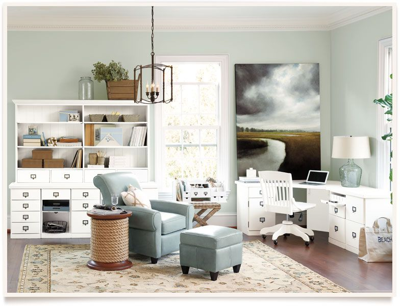 Marvelous [get The Look: Brookwood Home Office] I Ballarddesigns.com