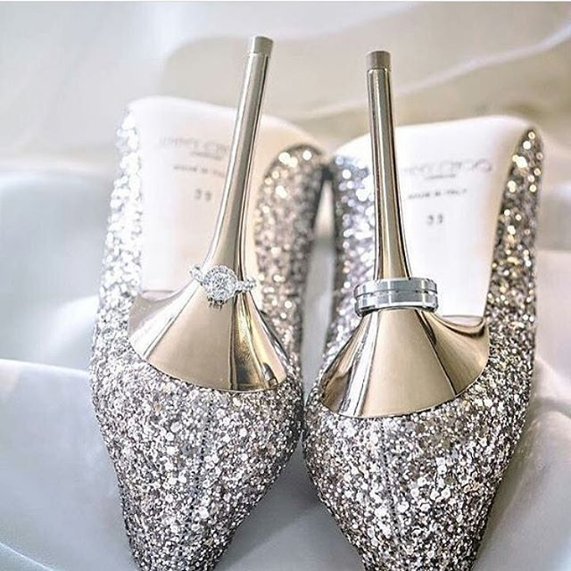 Some Silvery Shoe Inspo For Y All Since The Shoes Make Or Break It
